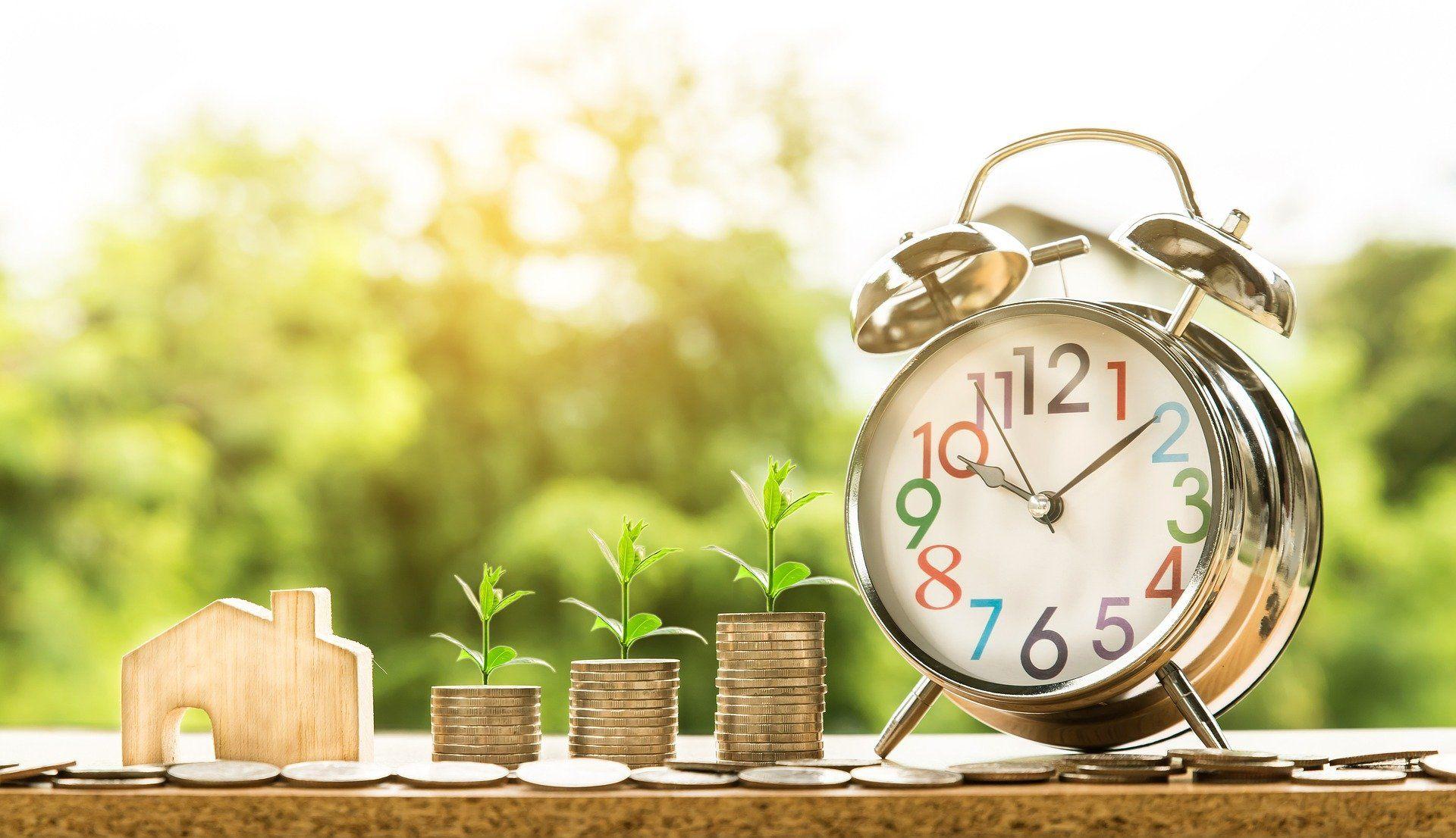 Guter Zeitpunkt für Immobilienverkauf